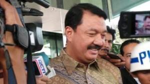 Calon Tunggal Kapolri Komjen Pol Budi Gunawan Usai Diperiksa KPK Beberapa Waktu Lalu