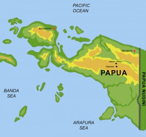 Peta Papua