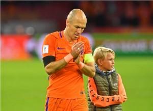 Arjen Robben (Reuter)