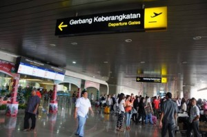 Suasana Bandara Juanda Surabaya