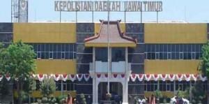 Markas Kepolisian Daerah Jawa Timur