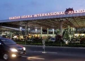 Bandara Juanda Surabaya Menjadi Bandara Alternatif
