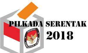 Ilustrasi logo Pilkada Serentak