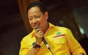 Calon Gubernur Maluku Utara Ahmad Hidayat Mus